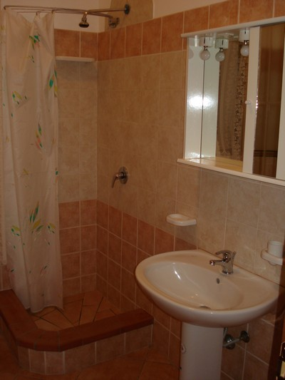 Salle de bain appartement 3
